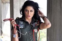Kavita Kaushik bids adieu to Dr Bhanumati on Duty; clicks selfie with the crew