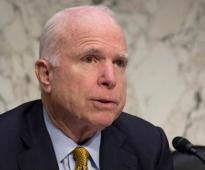 McCain: Senators 'must choose a side' on military spending