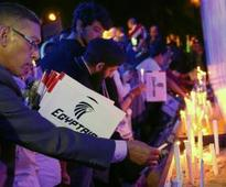 France sends underwater probes to EgyptAir search zone