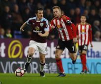 Burnley 2-0 Sunderland: Sam Vokes and Andre Gray on target