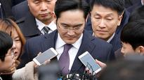 Park Geun-hye's corruption scandal: Samsung chief Jay Y Lee questioned behind closed doors