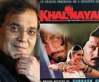 Subhash Ghai deciding between remake or sequel for 'Khalnayak'