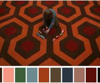Cinema Palettes shows how colors are used to set mood of iconic films