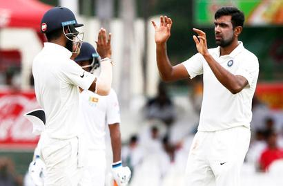 India outplay Sri Lanka in Colombo Test to take 2-0 series lead