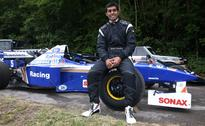 Karun Chandhok Announced As Official Heritage Driver for Williams
