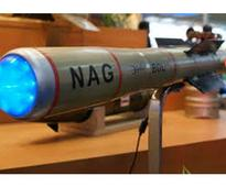 Rajasthan: DRDO successfully test-fires Nag missile