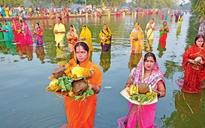AAP, BJP bank on Chhath Puja to win votes of national capital's Poorvanchali community