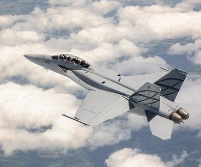 Boeing joins hands with HAL, Mahindra to build Super Hornet fighter jet in India