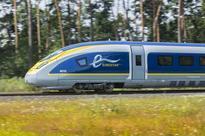 Eurostar Joins Eurail