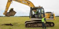 Work underway on Southern Dairy Hub