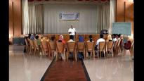 Personality development and communicative English classes held