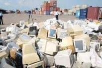 Eco-parks in state for e-waste recycling
