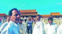 Chinese companies to invest in Telangana