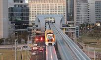 Korea`s first maglev train launches in Incheon
