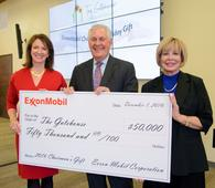 ExxonMobil Gift to The Gatehouse Supports North Texas Women and Children in Need