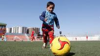 Messi boy forced to flee