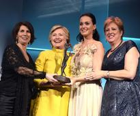Katy Perry Shares How Hillary Clinton Helped Her Find Her Voice