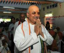 Country needs a majority commission, says Togadia