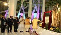 PM Narendra Modi dedicates Deendayal Urja Bhavan to nation