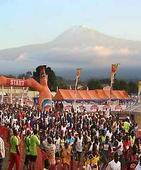 Fabulous annual Kilimanjaro Marathon set at the end of February