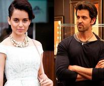 Krrish vs Queen: Ex-lovers Hrithik Roshan and Kangana Ranaut send legal notice to each other