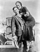 These Rare Photographs Of Bonnie and Clyde Reveal The Real People Behind The Legend