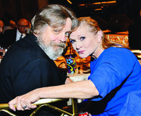 Carrie and I were attracted to one another: Mark Hamill