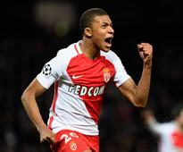 Mbappe not on Messis level yet, says Guardiola
