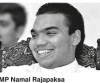 Hambantota port losses due to Govt. mismanagement: Namal