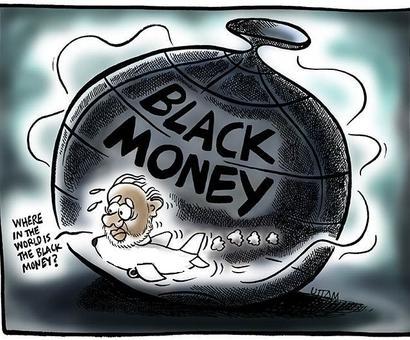 Now, black money stashed in Singapore banks under govt lens
