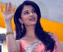 Aishwarya Rai in Punjab for Sarabjit shooting