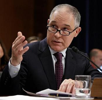 US Senate confirms Scott Pruitt as EPA head