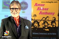 Big B happy to see 'Amar Akbar Anthony' as a book