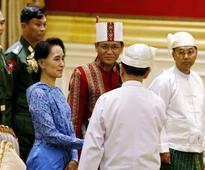 Burma Democracy Takes Momentous Step With New President