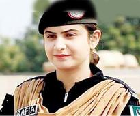 This Pak woman is the 1st to join bomb disposal unit