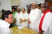 Prasanna Acharya, Bishnu Das, N. Bhaskar Rao elected unopposed to Rajya Sabha