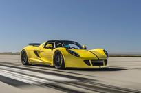 Supercar of the Month: Hennessey Venom GT Spyder