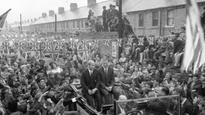 Watch: Colour footage of World Cup winners Bobby and Jackie Charlton's homecoming to Ashington