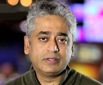 Rajdeep Sardesai to be AAP's CM candidate for Goa?