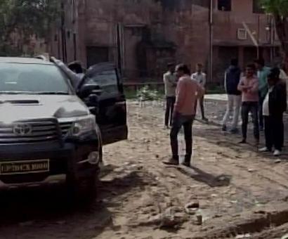 BSP leader gunned down in Allahabad