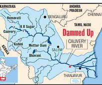 Cauvery Basin in Deep Distress
