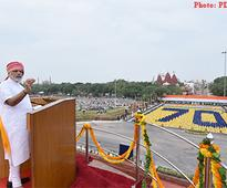 PM Shri Narendra Modi's address to the Nation from the ramparts of the Red Fort on the 70th Independence Day