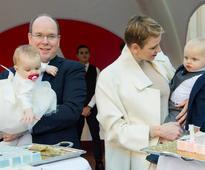 Princess Charlene's twins know SA roots