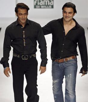 Shraddha going Salman way?