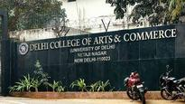 Another event cancelled at Delhi University
