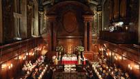 After More Than 450 Years, Catholicism Returns To King Henry VIII's Palace