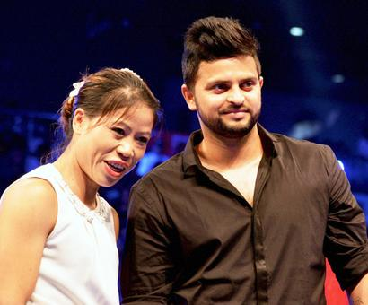 Mary Kom 'excited' ahead of Parliament debut