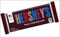 Hershey's Packaging Colors Go Patriotic For Olympics Sponsorship
