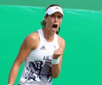 Johanna Konta improves her chance of reaching WTA Finals with Wuhan win