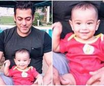 These photos of Salman's nephew Ahil will make your day